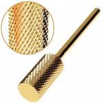 Титановые насадки с золотым напылением
